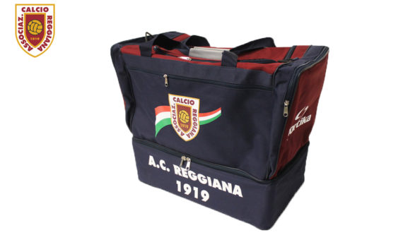 Official football bag A.C. Reggiana