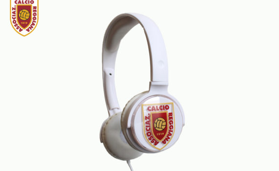 Music headphones A.C. Reggiana