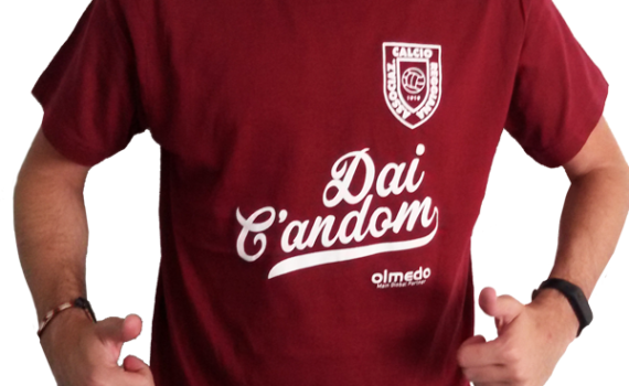 Junior t-shirt Dai C'andom